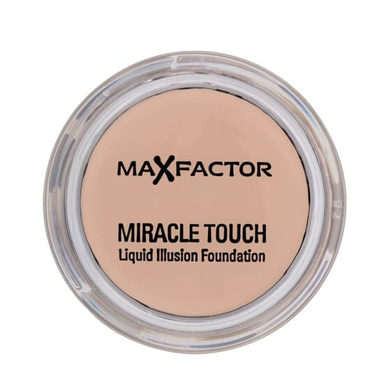 MIRACLE TOUCH SKIN SMOOTHING FOUNDATION #40 CREAMY IVORY 11.5g di Max Factor
