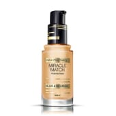 MIRACLE MATCH FOUNDATION #47 NUDE 30 ML de Max Factor