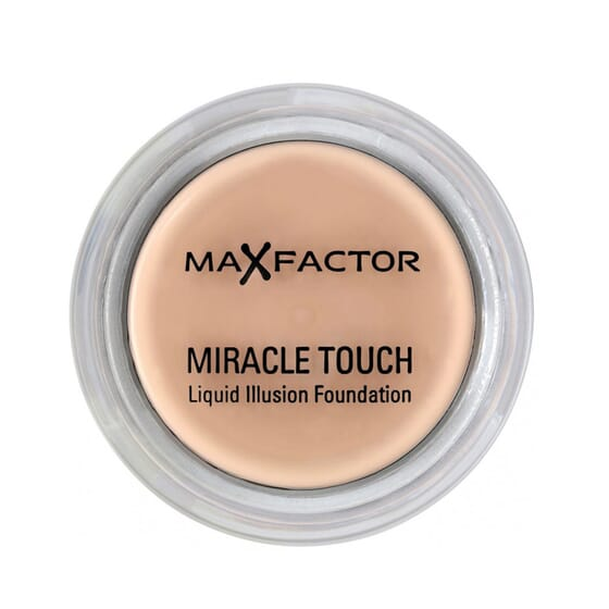 Miracle Touch Skin Smoothing Foundation #55 Blushing Beige 11.5g di Max Factor
