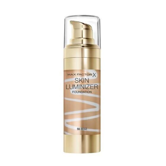 Skin Luminizer Foundation #55 Beige 30 ml di Max Factor