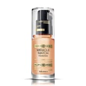 MIRACLE MATCH FOUNDATION #35 PEARL BEIGE 30 ML de Max Factor