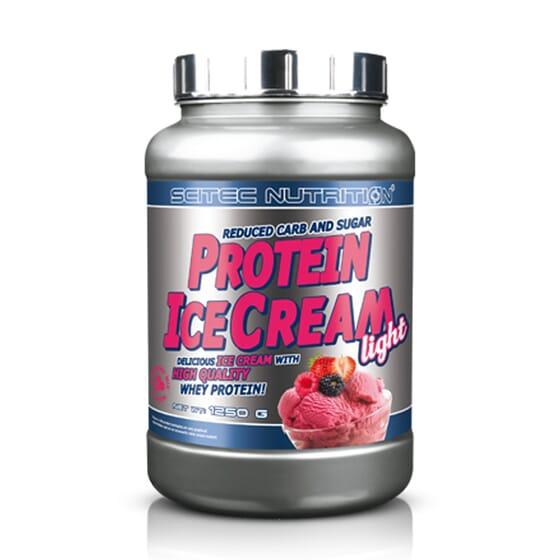 PROTEIN ICE CREAM LIGHT 1250g de Scitec