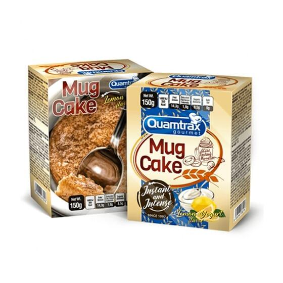 MUG CAKE 150g de Quamtrax