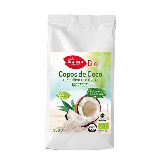 COPOS DE COCO BIO 300g de El Granero Integral