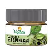 PATÉ DE ALGAS Y ESPINACAS BIO 210g de Vegetalia