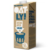 BEBIDA DE AVENA CALCIO BIO 1000ml de Oatly
