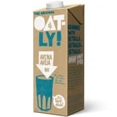 BEBIDA DE AVENA ORIGINAL BIO 1000ml de Oatly