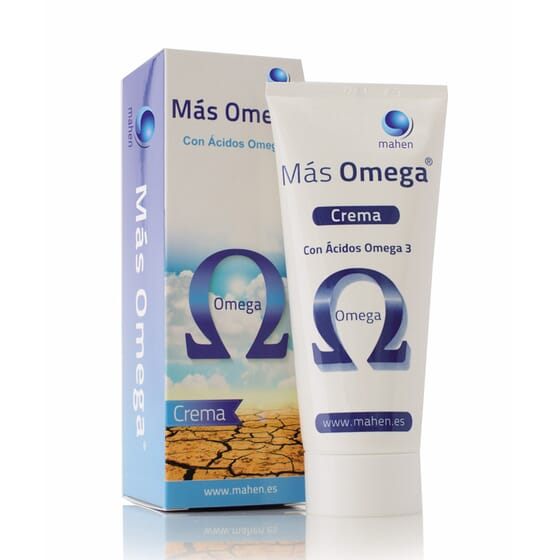 Più Omega Crema 100 ml di Mahen