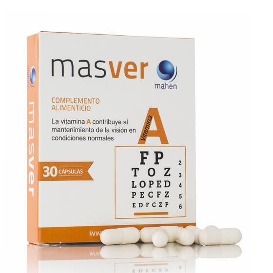 MASVER 30 Caps de Mahen