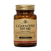 L-Carnitine 500 mg 30 Tabs da Solgar