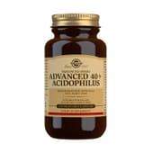 Advanced 40+ Acidophilus 120 Vcaps de Solgar