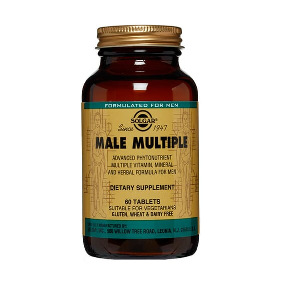 Male Multiple 60 Tabs de Solgar