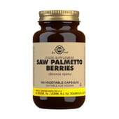 Saw Palmetto Sabal Berries 100 VCaps da Solgar