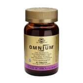 Omnium 60 Tabs de Solgar