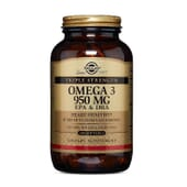 Oméga 3 Triple Concentration 100 Softgels de Solgar