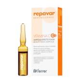 RÉVITALISANT AMPOULES EFFET FLASH EXTREME 1 Flacon de 1 ml de Repavar