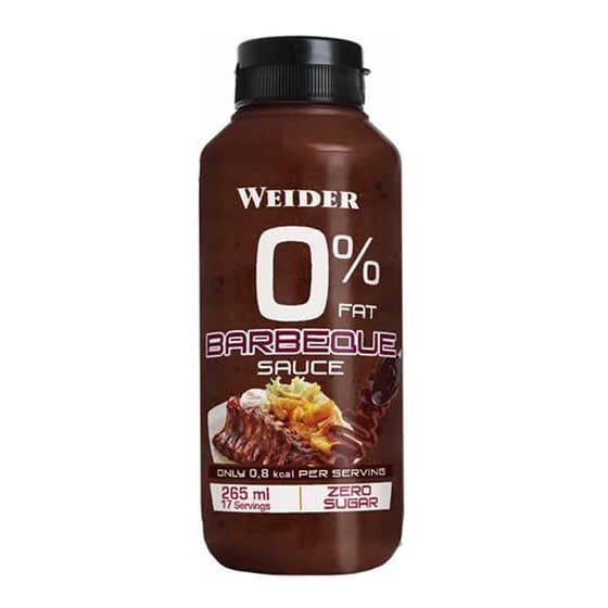 SALSA BARBACOA 0% 265ml de Weider