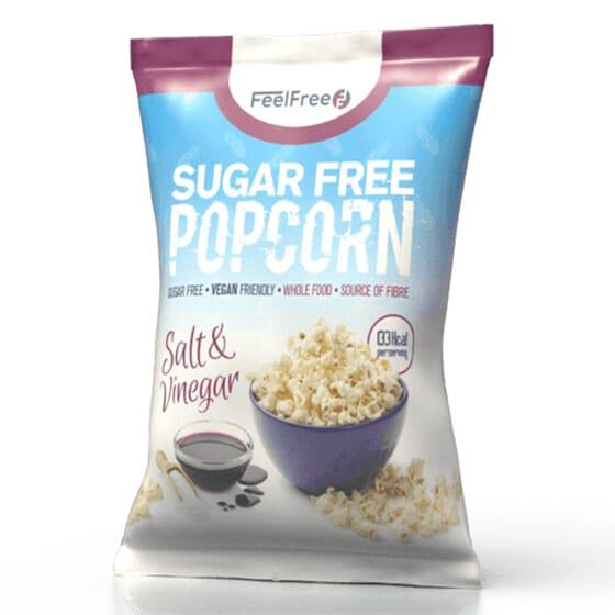 PALOMITAS SUGAR FREE SALT AND VINEGAR 23g de Feel Free Nutrition