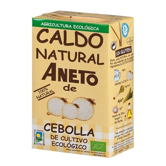 CALDO NATURAL DE CEBOLLA BIO 1000ml de Aneto