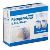 RECUPERA-TION SRO SUERO ORAL BABY LECHE 2 Ud de 250ml
