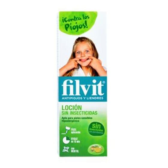 FILVIT LOÇÃO SEM INSETICIDAS 125ml