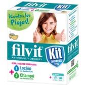 FILVIT KIT TRATAMENTO TOTAL 1 Packs