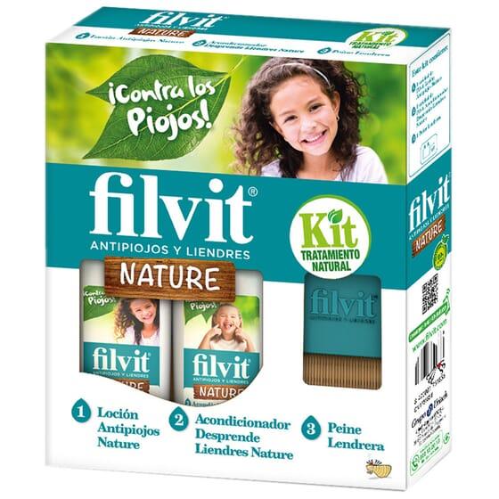 FILVIT NATURE KIT 1 Packs