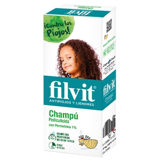 FILVIT CHAMPÚ PEDICULICIDA 100ml
