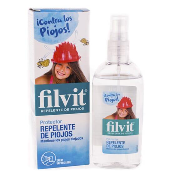 FILVIT PROTETOR REPELENTE DE PIOLHOS 125ml