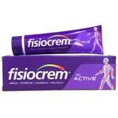 FISIOCREM GEL ACTIVE 60ml