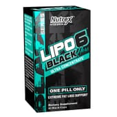 LIPO 6 BLACK HERS ULTRA CONCENTRATE 60 Caps de Nutrex