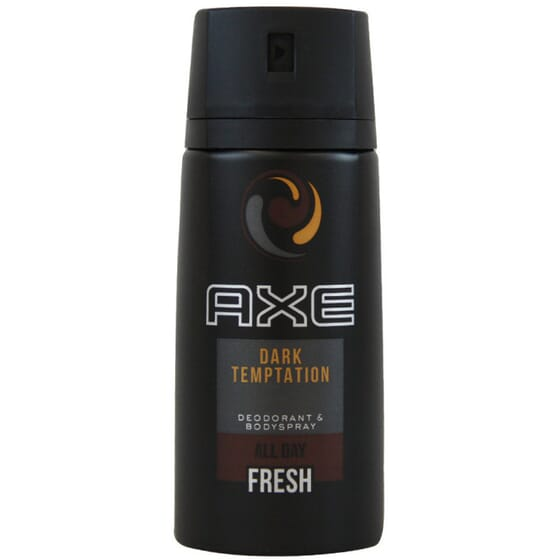 DARK TEMPTATION FRESH DÉODORANT SPRAY 150 ml Axe