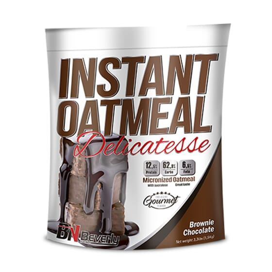 INSTANT OATMEAL DELICATESSE 1500g da Beverly Nutrition