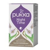 NIGHT TIME BIO 30 Caps de Pukka