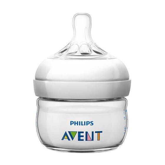 Biberon Natural 0M+ 60 ml di Avent