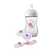 SET DE REGALO NATURAL UNICORNIO 1M+ 1 Pack de Avent