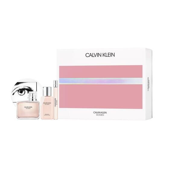 CALVIN KLEIN WOMEN EDP LOTE 3 PZ da Calvin Klein