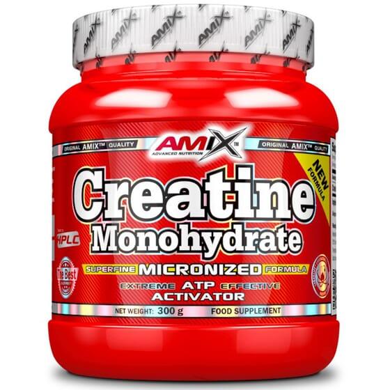 CREATINE MONOHYDRATE MICRONIZED 300g de Amix Nutrition
