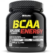 BCAA XPLODE POWDER ENERGY 500g de Olimp