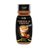 XAROPE COFFEE AND TOFFEE SEM CALORIAS 320ml da Servivita