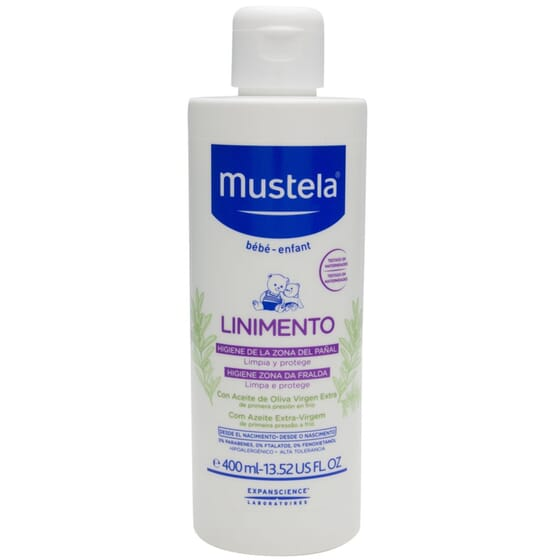 LINIMENT OFFRE 400 ml Mustela