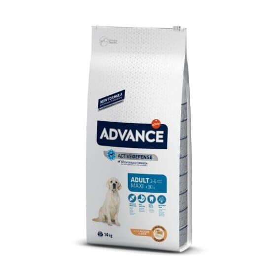 Dog Maxi Adult Arroz y Pollo 18 Kg de Advance