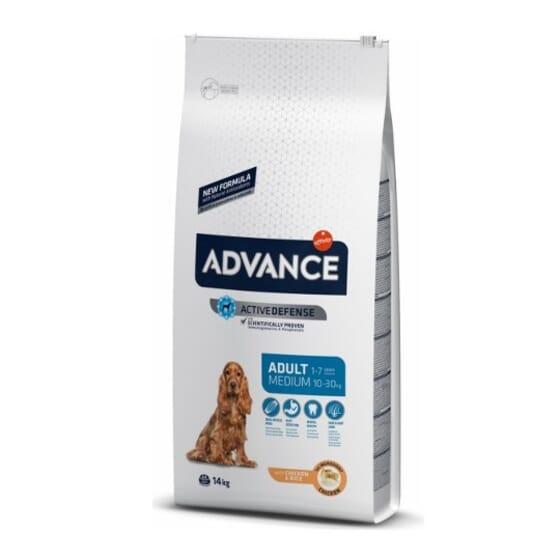 Dog Medium Adult Arroz y Pollo 18 Kg de Advance