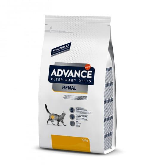 Veterinary Diets Comida Para Gatos Renal 1,5 Kg de Advance