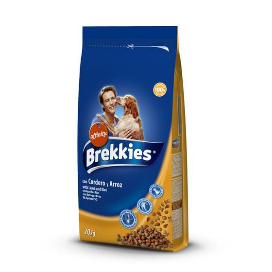 Brekkies Pienso Para Perros Cordero y Arroz 20 Kg de Affinity