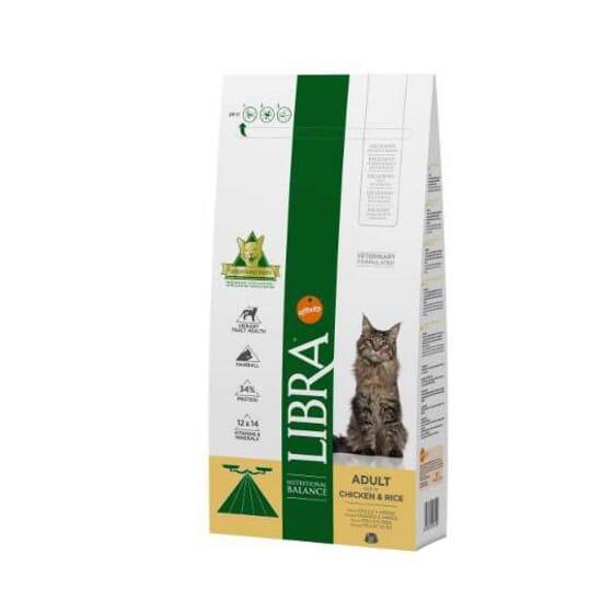 Libra Ração Para Gatos Adult Frango e Arroz 15 Kg da Affinity