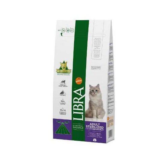 Libra Pienso Para Gatos Adult Sterilized Pollo y Cebada 15 Kg de Affinity
