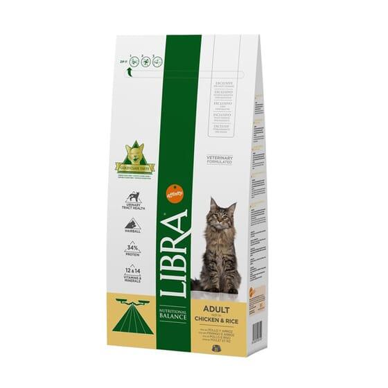Libra Comida Para Gatos Adult Pollo y Arroz 1,5 Kg de Affinity