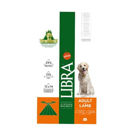 Libra Pienso Para Perros Adult Cordero 15 Kg de Affinity
