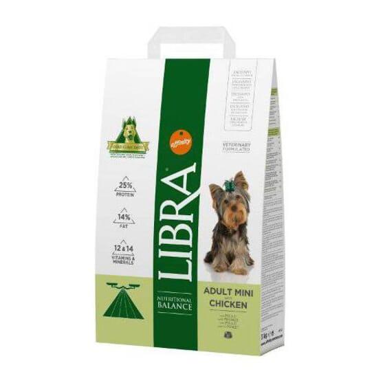 Libra Pienso Para Perros Adult Mini Pollo 3 Kg de Affinity